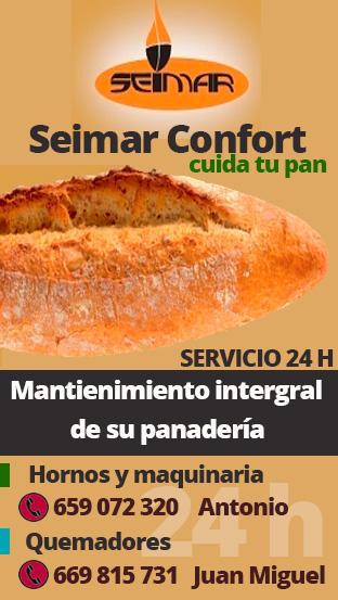 Seimar, mantenimiento integral de panaderias